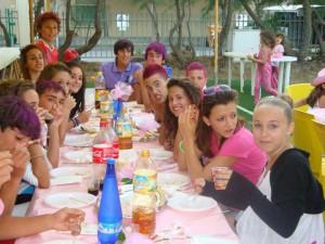 notte rosa 2011 Riccione Beach Arena