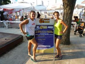 5°TROFEO CITTA' DI RICCIONE 20-21 LUGLIO 2013 Riccione Beach Arena
