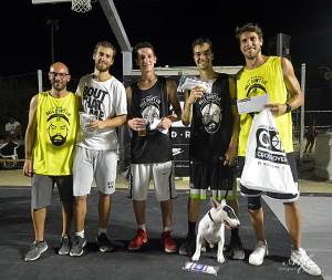 Ball don't lie - Torneo Street Basket Riccione Beach Arena