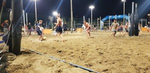 Campo MINI BEACH SOCCER (Calcetto su sabbia)